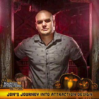 Jon Cooke's Journey Into Attraction Design