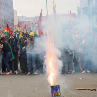 En Bolivia continuan los saqueos