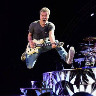 Rock Stars Come and Go. Musicians Play Until They Die... Eddie Van Halen