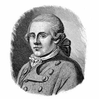 Jakob M. R. Lenz, Dichter (Geburtstag 12.1.1751)