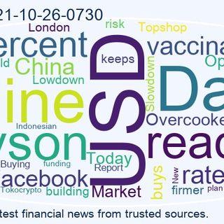 Finance English 2021-10-26-0730
