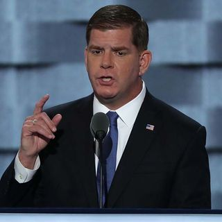Walsh Talks Opioids, Housing At D.C. Mayors Conference
