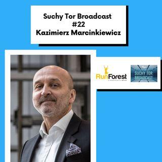 Premier Kazimierz Marcinkiewicz o akcji #uwolnicplywanie w Suchy Tor Broadcast #22