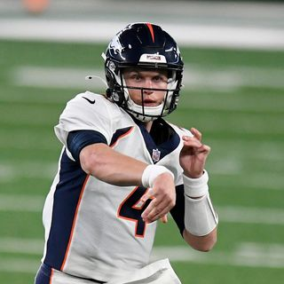 HU #547: Gut Reaction | Broncos Hang on to Beat the Jets 37-28
