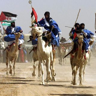 Un conflitto che avvelena l'intera regione, un deserto dotato di risorse alternative