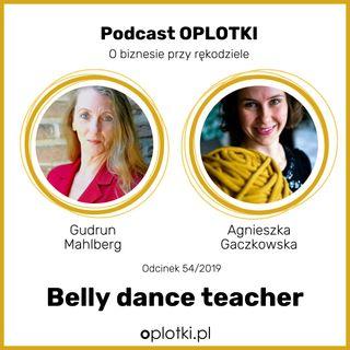 54_2019 - Jak uczyć tańca przez internet - Wywiad z Gudrun Mahlberg