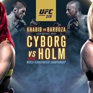 UFC 219 Recap