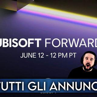 E3 2021 ▶ UBISOFT FORWARD: TUTTI GLI ANNUNCI E COSA NE PENSO! ▶ #KristalNews #16