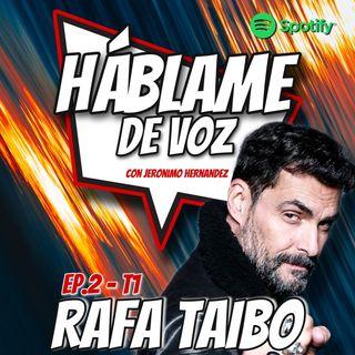 HDV Ep. 02 - LA VOZ DEL MISTERIO con Rafa Taibo