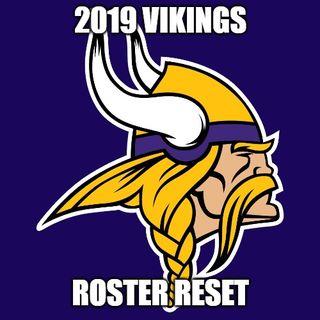 Vikings Spin's 2019 Vikings Roster Reset
