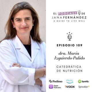 Eating jet lag: la importancia de una alimentación circadiana, con la dra. María Izquierdo-Pulido