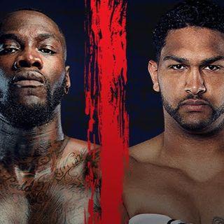 Wilder vs Breazeale Live Fight