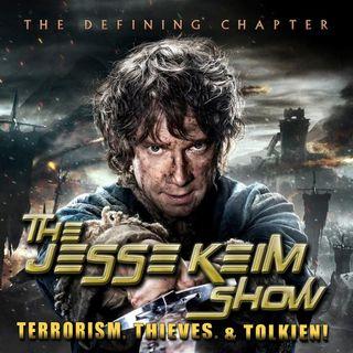 Ep.29: Terrorism, Thieves, & Tolkien!
