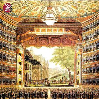 Gli antichi teatri di Milano