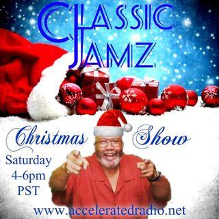 Classic Jamz *Christmas Show* 12/21/19