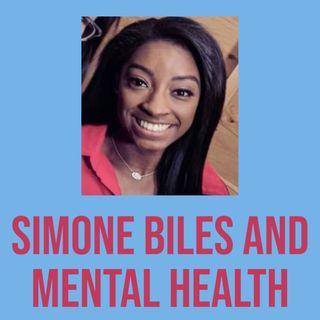 Simone Biles and Mental Health