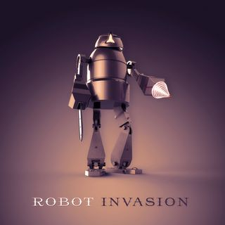 MK-Ultra - Robot Invasion