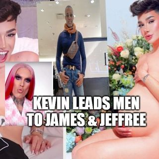 Kevin Samuels will lead Black Men to Jeffree Star & James Charles' Orgy