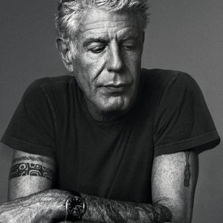 #64: Anthony Bourdain, BEER, and Video Games