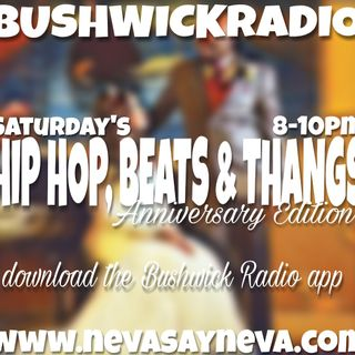 "Hip Hop, Beats & Thangs with Finsta & Rellik 12/8/18 ""Anniversary Edition"""