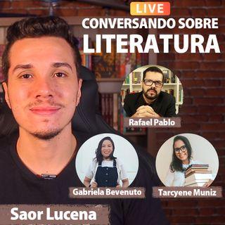 O que você precisa saber sobre literatura (com Rafael Pablo, Grabriela Bevenuto e Tarcyene Muniz) | EQcast #1