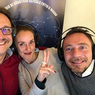 223 - Dopocena con... Valentina Mari e Simone D'Andrea - 08.03.2018