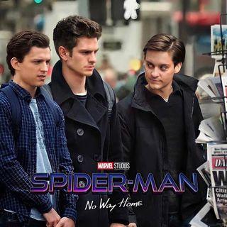 Spider-Man No Way Home ( A lot of INFO!!!!)