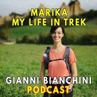 In viaggio con Marika - My Life in Trek