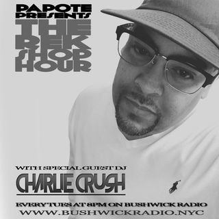 #strictlyhouse Presents The Rek Shop Hr w/ Papote and special guest Dj Charlie Crush