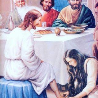 Lunes Santo Señor Ayúdame A Compartir Con Otros
