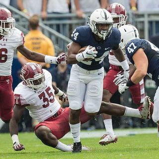 The Nitwits: Penn State-Temple Wrap