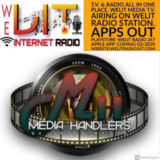 WeLit Media T.V. Coming April 2020
