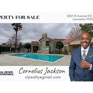 Listing Update with Cornelius Jackson: Property FOR SALE