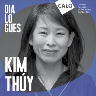 Kim Thúy: à micro ouvert devant public