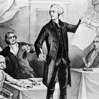 USA: Die Unabhängigkeitserklärung wird verabschiedet (am 04.07.1776)