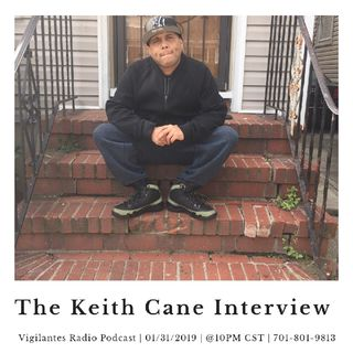 The Keith Cane Interview.
