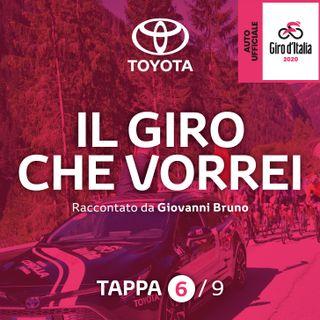 Il Giro che vorrei | Tappa 6: Bassano del Grappa > Madonna di Campiglio