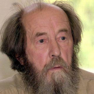 Solschenizyn erhält den Literaturnobelpreis (am 10.12.1970)