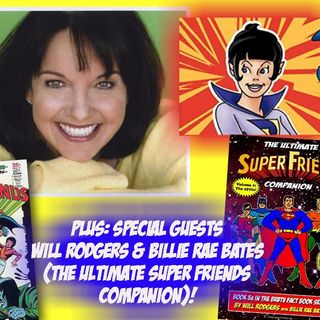 #254: Louise Williams activates her Wonder Twins powers as Jayna from Super Friends