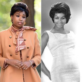A New Found RESPECT For #JenniferHudson AND #ArethaFranklin!!!