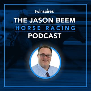 Jason Beem Horse Racing Podcast 10/9/19--Guest Jason Barkley