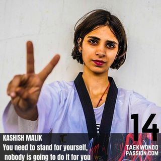 Kashish Malik - You need to stand for yourself,  nobody is going to do it for you