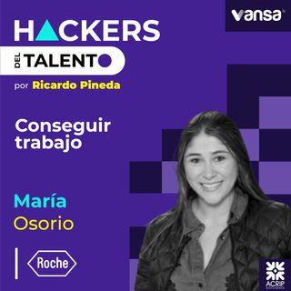 124. Conseguir trabajo- María Juliana Osorio (Roche) - Lado A