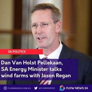 SA Energy Minister's wind farm comments