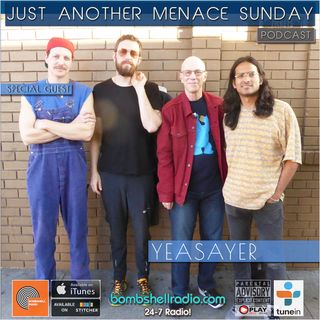 Just Another Menace Sunday #812 w/ Yeasayer