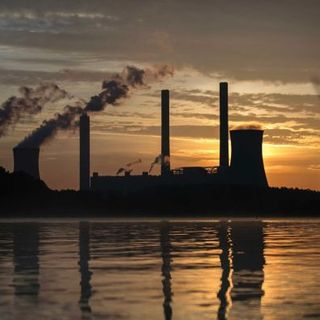 Could Australia be punished for polluting?