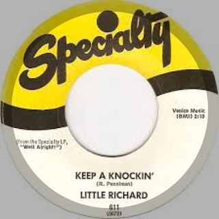 Little Richard- Keep A Knockin' - Time Warp Song of the Day