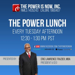 The Power Is Now: Power Lunch for Real Estate Professionals (April 9th, 2019)