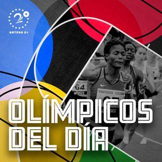 Melissa González eliminada de los 400m vallas