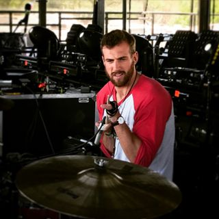 Drummer Jason Albers: No Excuses